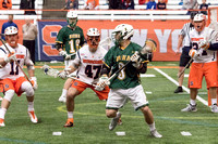 Siena Men's Lacrosse at Syracuse 02-13-16
