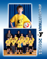 YMCA Basketball 2010-11