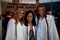 East High Graduation 06-26-09
