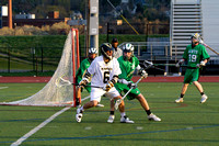 Corning Varsity Boys Lacrosse vs Seton Catholic 04-10-12