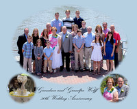 50th Wedding Anniversary Celebration 07-03-15