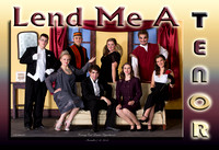 "East High Fall Drama 2013 ""Lend Me A Tenor"""